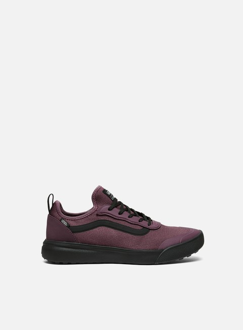 sneakers vans ultrarange ac catawba grape black