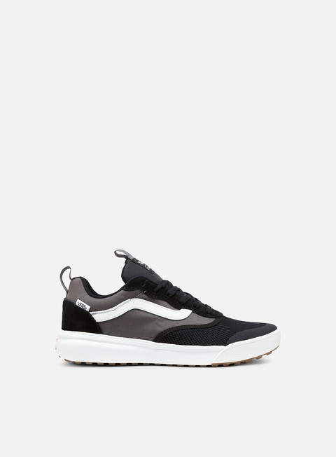 sneakers vans ultrarange breeze black pewter