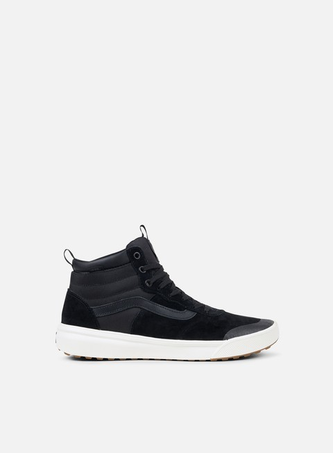 sneakers vans ultrarange hi mte black