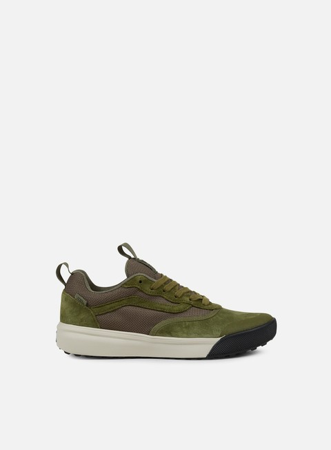 sneakers vans ultrarange mte winter moss black
