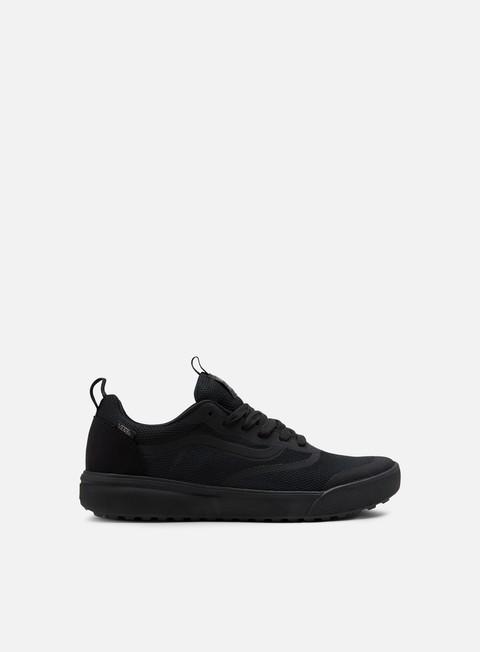 sneakers vans ultrarange rapidweld black black