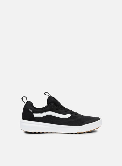sneakers vans ultrarange rapidweld black white