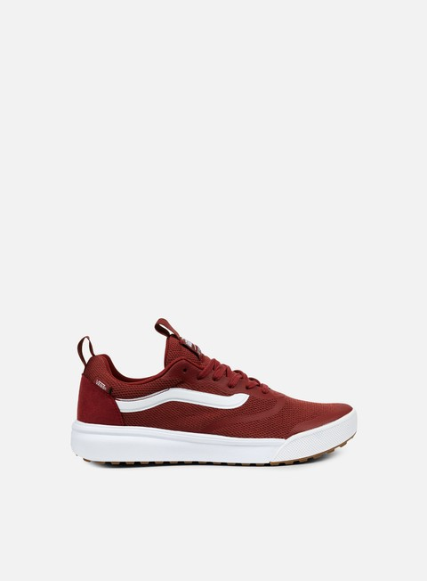 sneakers vans ultrarange rapidweld madder brown