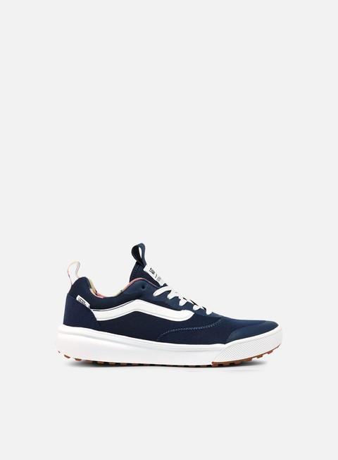 sneakers vans ultrarange rapidweld neon blue