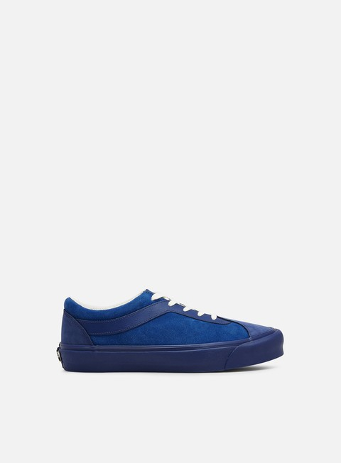 Sale Outlet Low Sneakers Vans Vault Bold NI LX Nubuck/Suede