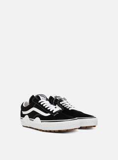 Vans Vault Cap Mash lo LX *Suede / Canvas* (Black / White