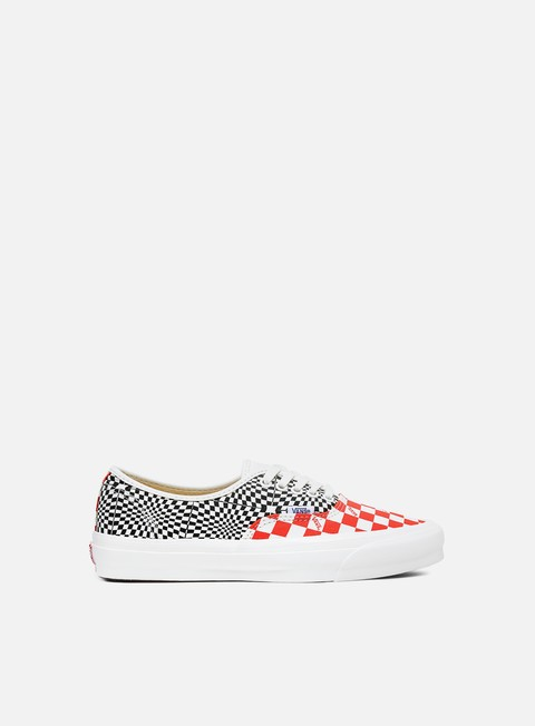 Sale Outlet Low Sneakers Vans Vault OG Authentic LX Canvas