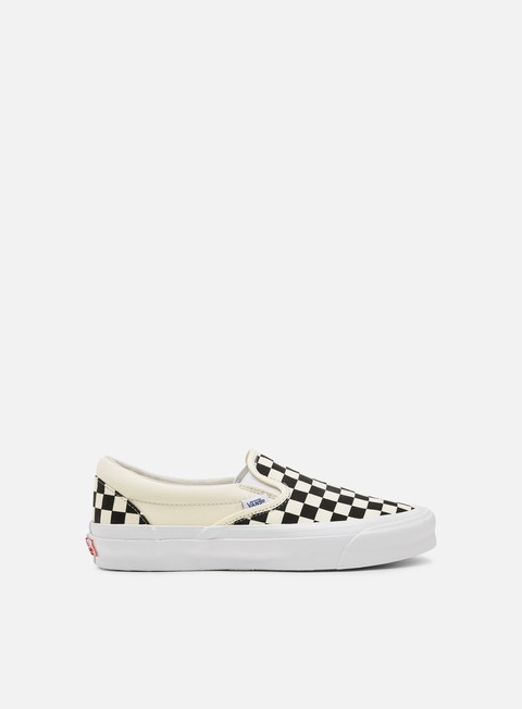 Outlet e Saldi Sneakers Basse Vans Vault OG Classic Slip-On Canvas