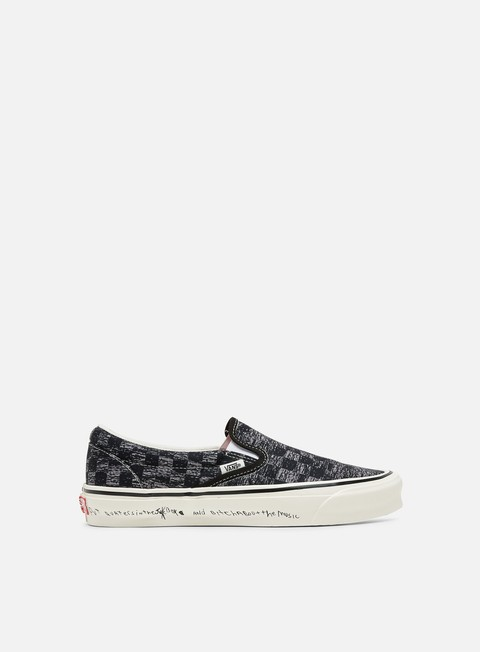 Vans Vault OG Classic Slip-On Jim Goldberg