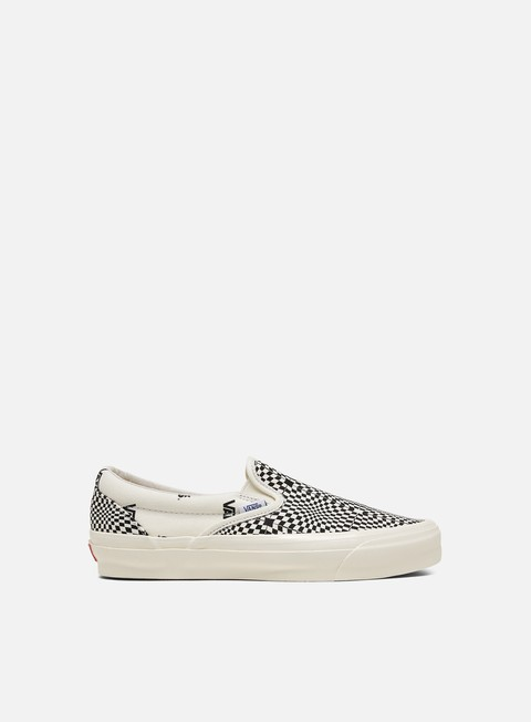 Sneakers da Skate Vans Vault OG Classic Slip-On LX Canvas