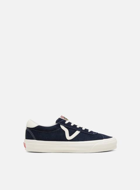 Outlet e Saldi Sneakers Basse Vans Vault OG Epoch LX Suede