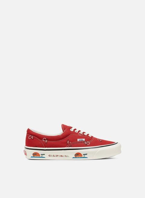 Low Sneakers Vans Vault OG Era LX Paisley