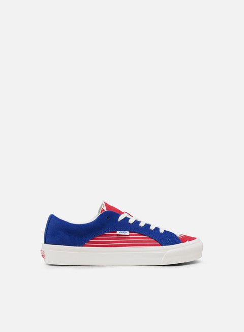 Sale Outlet Low Sneakers Vans Vault OG Lampin LX Suede/Canvas