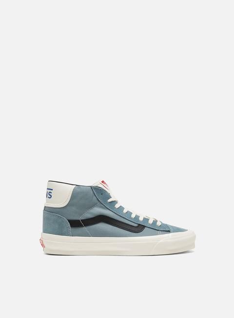 Outlet e Saldi Sneakers Basse Vans Vault OG Mid Skool LX Suede