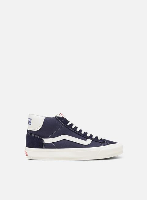 Low Sneakers Vans Vault OG Mid Skool LX Suede