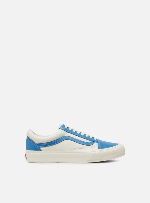Sale Outlet Low Sneakers Vans Vault OG Old Skool LX Leather