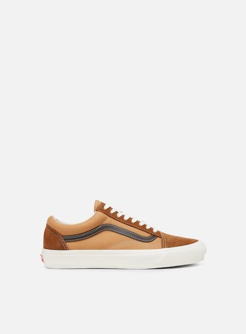 Outlet e Saldi Sneakers Basse Vans Vault OG Old Skool LX Suede/Canvas