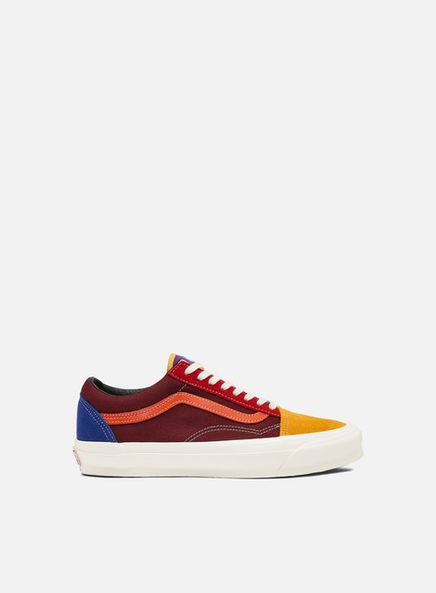 Outlet e Saldi Sneakers Lifestyle Vans Vault OG Old Skool LX Suede/Canvas