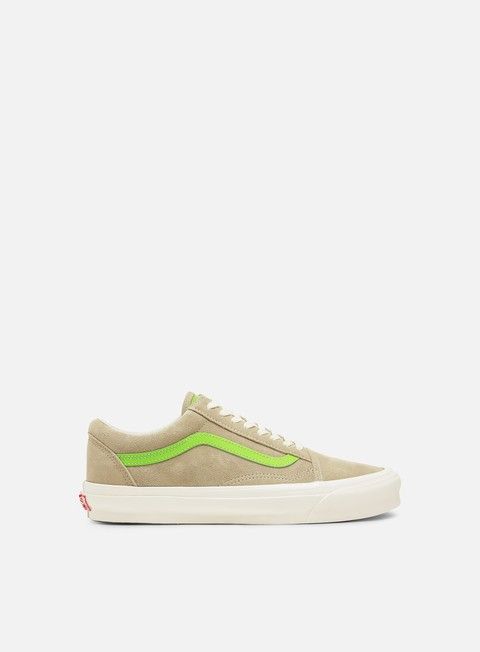 Sale Outlet Low Sneakers Vans Vault OG Old Skool LX Suede