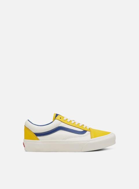 Skate Sneakers Vans Vault OG Old Skool VLT LX Leather