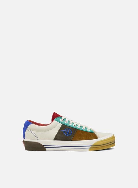 Sale Outlet Low Sneakers Vans Vault OG Sid LX Suede/Nubuck