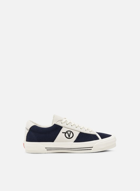 Sale Outlet Low Sneakers Vans Vault OG Sid LX Suede/Nubuck