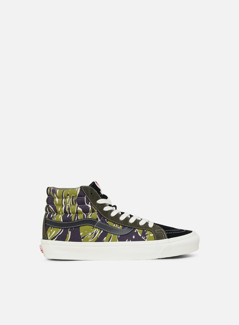 Sale Outlet High Sneakers Vans Vault OG Sk8 Hi LX Canvas