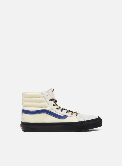 High Sneakers Vans Vault OG Sk8 Hi LX Hairy Suede