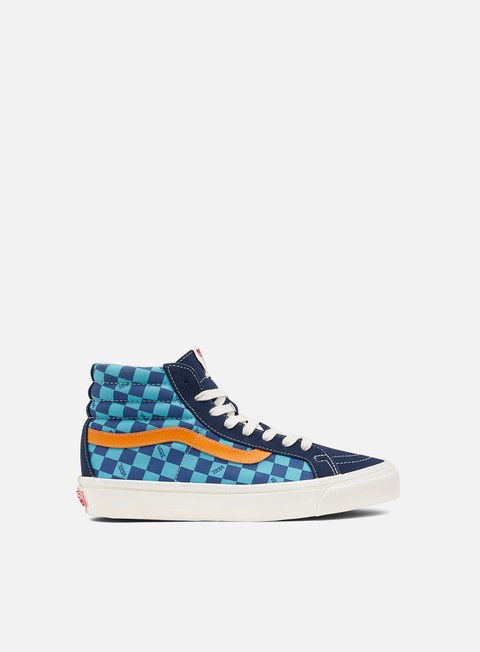 Sale Outlet High Sneakers Vans Vault OG Sk8 Hi LX Suede/Canvas