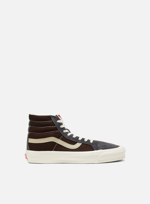 High Sneakers Vans Vault OG Sk8 Hi LX Suede/Canvas