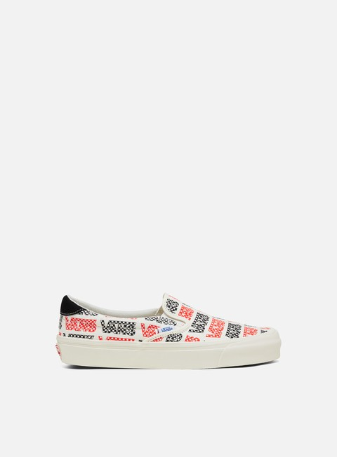 Outlet e Saldi Sneakers Basse Vans Vault OG Slip-On 59 LX Canvas