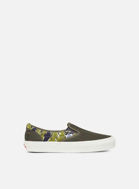 Sneakers Basse Vans Vault OG Slip-On LX Canvas