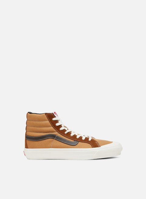 High Sneakers Vans Vault OG Style 138 LX Suede/Canvas