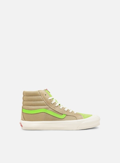 Sale Outlet High Sneakers Vans Vault OG Style 138 LX Suede