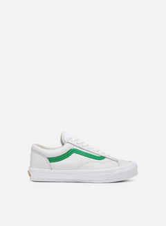 Vans - Vault OG Style 36 LX Leather, Green/True White