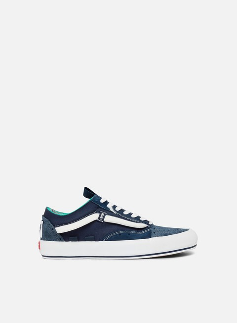 Sale Outlet Low Sneakers Vans Vault Old Skool Cap LX Regrind