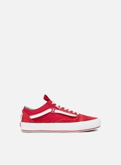 Vans - Vault Old Skool Cap LX Regrind, Racing Red/True White