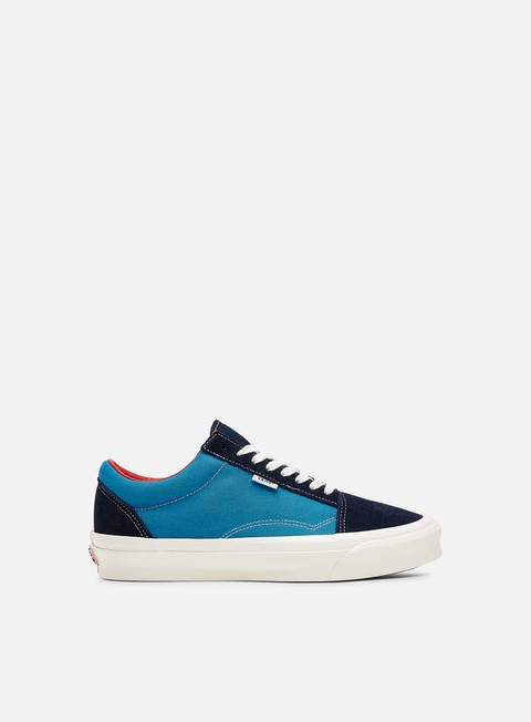 Vans Vault Old Skool NS OG LX Suede/Canvas