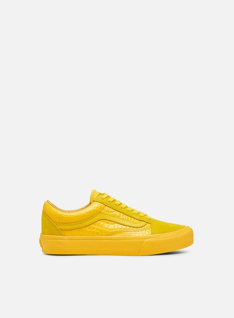 Low Sneakers Vans Vault Old Skool VLT LX Croc Skin