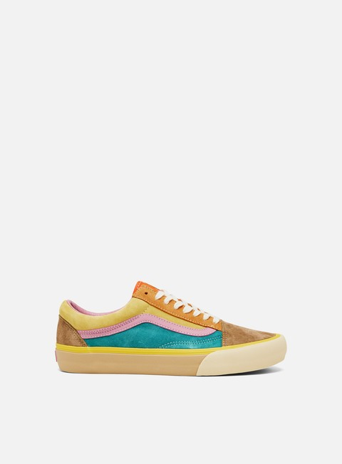 Vans Vault Old Skool VLT LX Suede/Leather