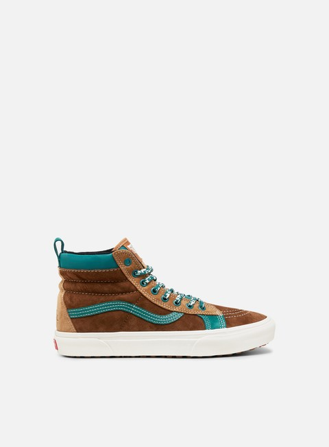 Winter Sneakers and Boots Vans Vault Sk8 Hi MTE LX VSSL-MTE