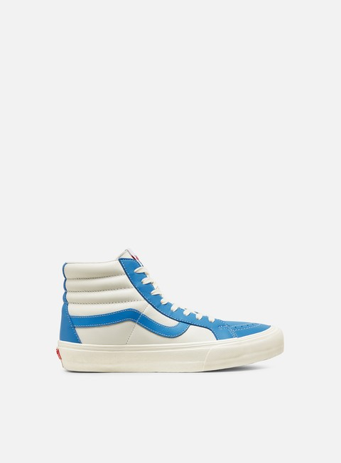 Outlet e Saldi Sneakers Alte Vans Vault Sk8 Hi Reissue LX Leather