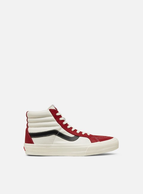 Vans Vault Sk8 Hi Reissue LX Leather