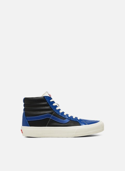 Sneakers da Skate Vans Vault Sk8 Hi Reissue LX Leather