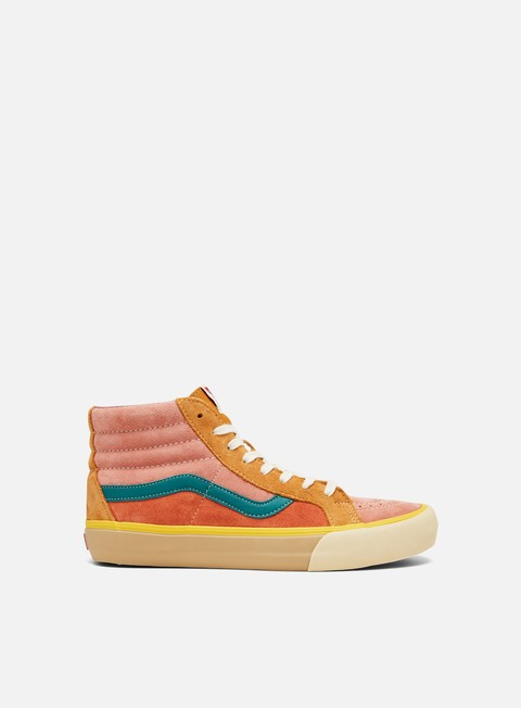 Outlet e Saldi Sneakers Alte Vans Vault Sk8 Hi Reissue VLT LX Suede/Leather