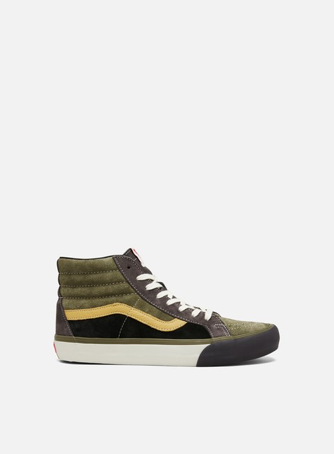 Vans Vault Sk8 Hi Reissue VLT LX Suede/Leather