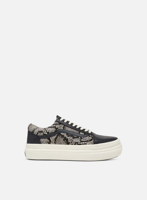 Sale Outlet Low Sneakers Vans Vault Super ComfyCush Old Skool LX Snake/Pony