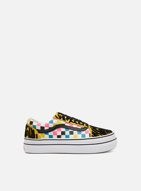 Outlet e Saldi Sneakers Basse Vans Vault Super ComfyCush Old Skool LX Tiger/Check