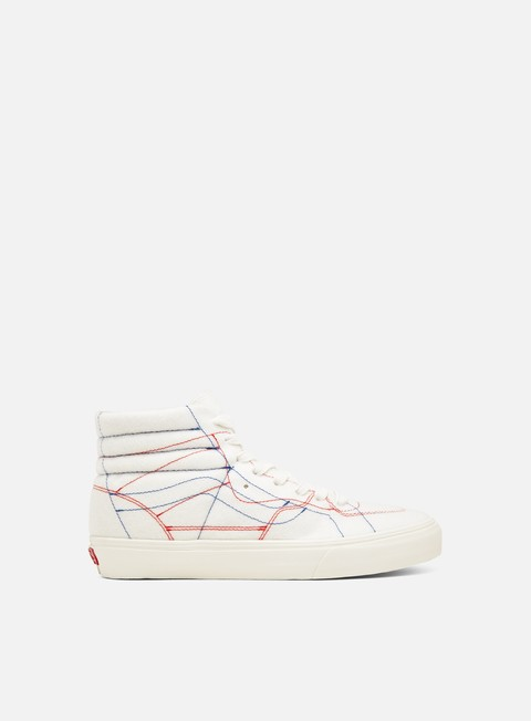 Outlet e Saldi Sneakers Lifestyle Vans Vault TH DIY Hi LX H&L