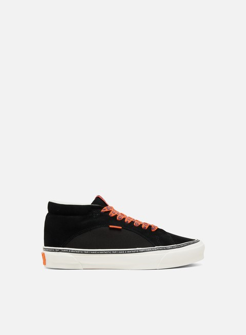Sneakers da Skate Vans Vault TH Snake Trail LX Suede/Canvas